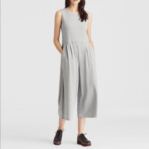 Eileen Fisher Moon Crop Jumpsuit Sz. S